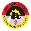 Open fire chimney Sweeping,  power sweeping
